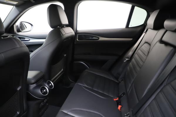 New 2020 Alfa Romeo Stelvio Ti Sport Q4 for sale $55,345 at Pagani of Greenwich in Greenwich CT 06830 19