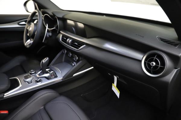 New 2020 Alfa Romeo Stelvio Ti Sport Q4 for sale $55,345 at Pagani of Greenwich in Greenwich CT 06830 22