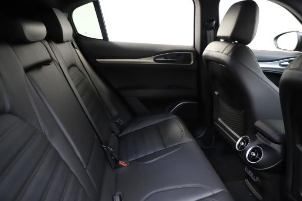New 2020 Alfa Romeo Stelvio Ti Sport Q4 for sale $55,345 at Pagani of Greenwich in Greenwich CT 06830 27