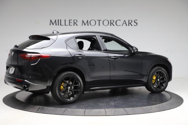 New 2020 Alfa Romeo Stelvio Ti Sport Q4 for sale $55,345 at Pagani of Greenwich in Greenwich CT 06830 8