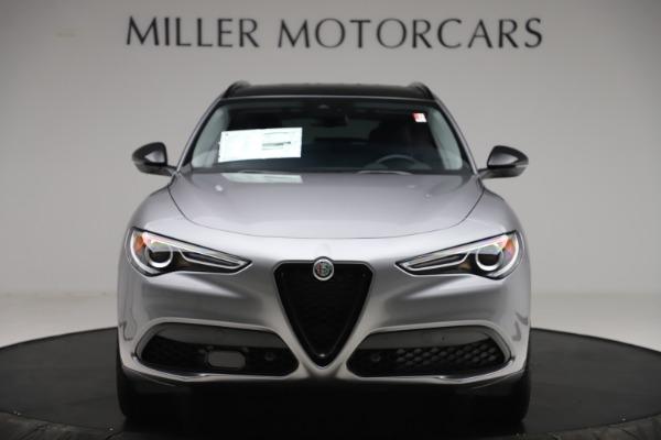 New 2020 Alfa Romeo Stelvio Sport Q4 for sale $51,095 at Pagani of Greenwich in Greenwich CT 06830 12
