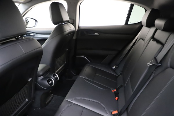New 2020 Alfa Romeo Stelvio Sport Q4 for sale Sold at Pagani of Greenwich in Greenwich CT 06830 19