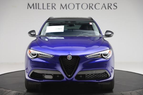 New 2020 Alfa Romeo Stelvio Ti Q4 for sale Sold at Pagani of Greenwich in Greenwich CT 06830 12