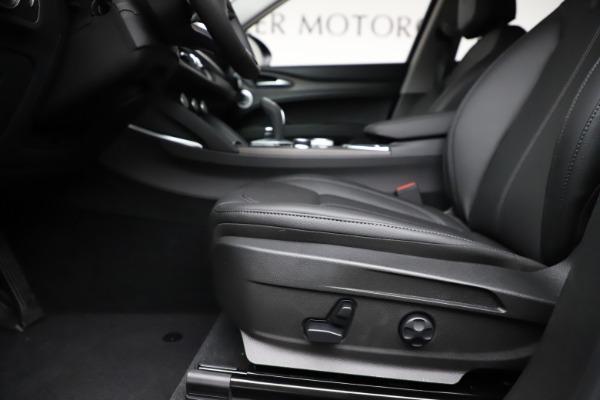 New 2020 Alfa Romeo Stelvio Ti Q4 for sale Sold at Pagani of Greenwich in Greenwich CT 06830 14
