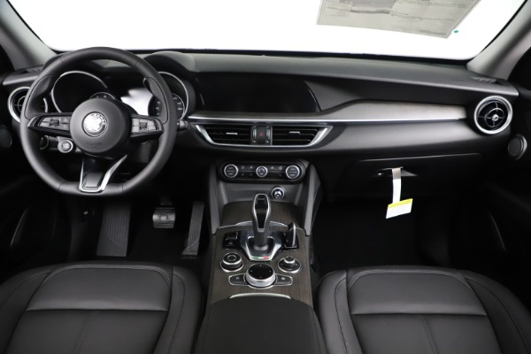 New 2020 Alfa Romeo Stelvio Ti Q4 for sale Sold at Pagani of Greenwich in Greenwich CT 06830 16