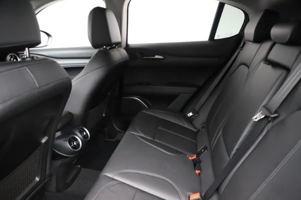 New 2020 Alfa Romeo Stelvio Ti Q4 for sale Sold at Pagani of Greenwich in Greenwich CT 06830 19