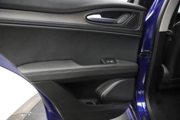 New 2020 Alfa Romeo Stelvio Ti Q4 for sale Sold at Pagani of Greenwich in Greenwich CT 06830 21
