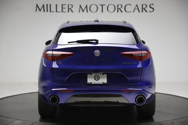 New 2020 Alfa Romeo Stelvio Ti Q4 for sale Sold at Pagani of Greenwich in Greenwich CT 06830 6