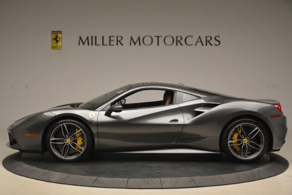 Used 2018 Ferrari 488 GTB for sale $249,900 at Pagani of Greenwich in Greenwich CT 06830 3