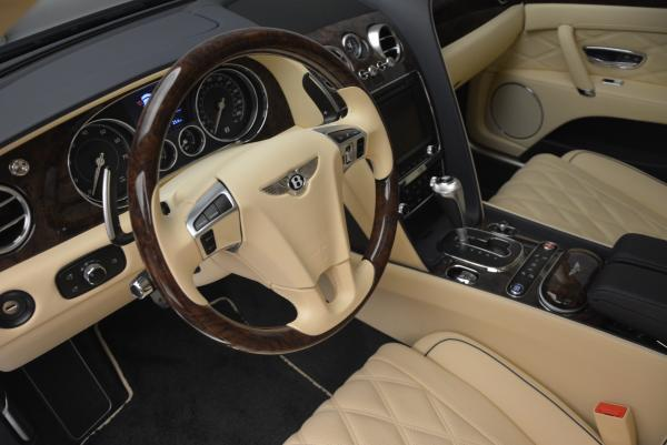 Used 2016 Bentley Flying Spur W12 for sale Sold at Pagani of Greenwich in Greenwich CT 06830 13
