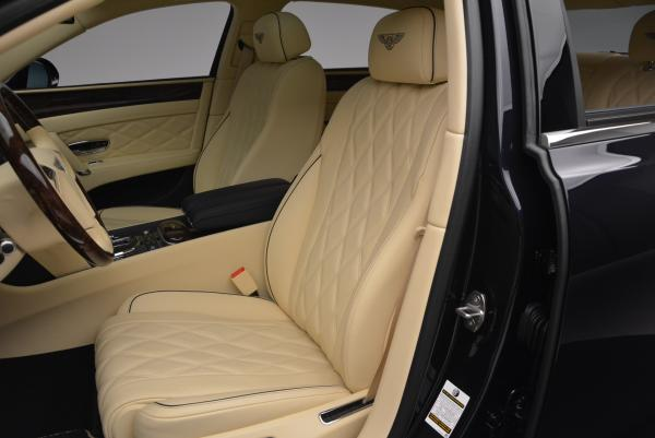 Used 2016 Bentley Flying Spur W12 for sale Sold at Pagani of Greenwich in Greenwich CT 06830 15