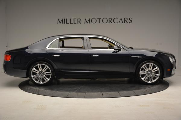 Used 2016 Bentley Flying Spur W12 for sale Sold at Pagani of Greenwich in Greenwich CT 06830 9