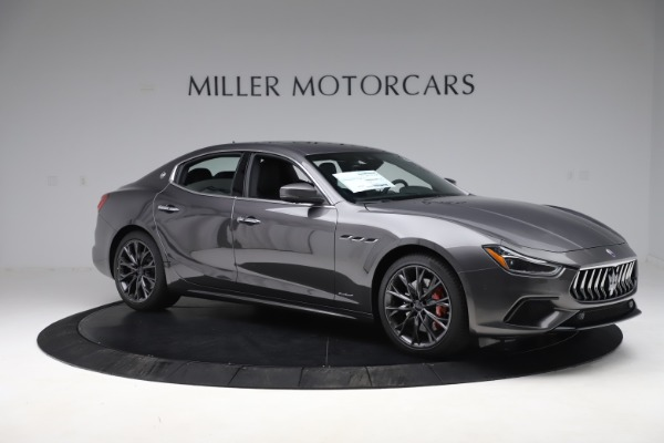 New 2019 Maserati Ghibli S Q4 GranSport for sale $100,695 at Pagani of Greenwich in Greenwich CT 06830 10