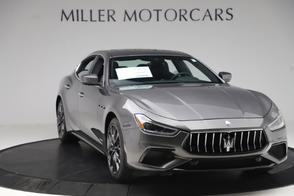 New 2019 Maserati Ghibli S Q4 GranSport for sale $100,695 at Pagani of Greenwich in Greenwich CT 06830 11