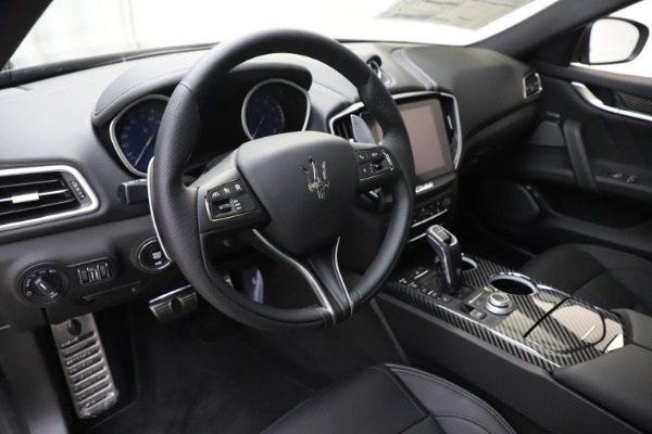 New 2019 Maserati Ghibli S Q4 GranSport for sale $100,695 at Pagani of Greenwich in Greenwich CT 06830 13