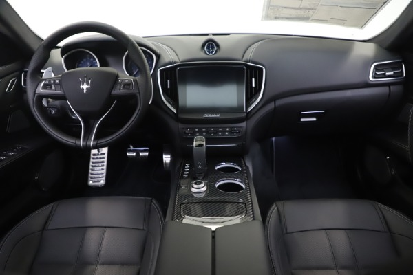 New 2019 Maserati Ghibli S Q4 GranSport for sale $100,695 at Pagani of Greenwich in Greenwich CT 06830 16