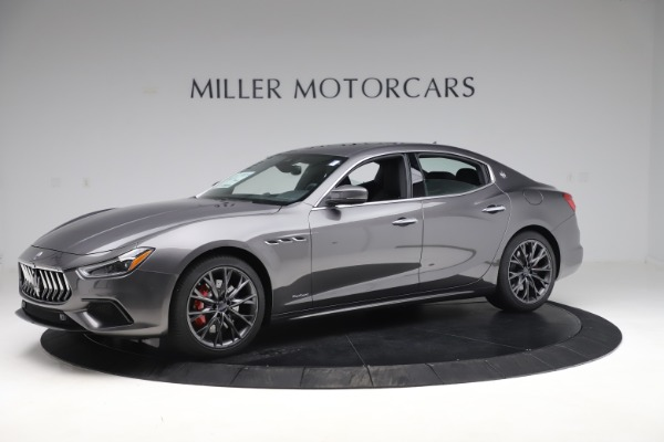 New 2019 Maserati Ghibli S Q4 GranSport for sale $100,695 at Pagani of Greenwich in Greenwich CT 06830 2