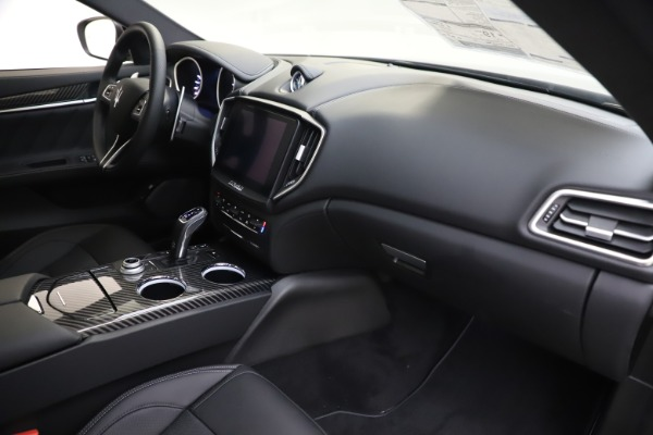 New 2019 Maserati Ghibli S Q4 GranSport for sale $100,695 at Pagani of Greenwich in Greenwich CT 06830 22