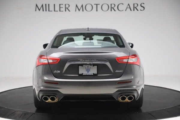 New 2019 Maserati Ghibli S Q4 GranSport for sale $100,695 at Pagani of Greenwich in Greenwich CT 06830 6