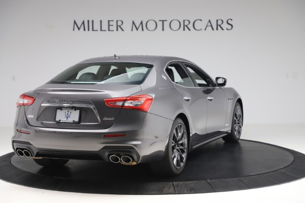 New 2019 Maserati Ghibli S Q4 GranSport for sale $100,695 at Pagani of Greenwich in Greenwich CT 06830 7