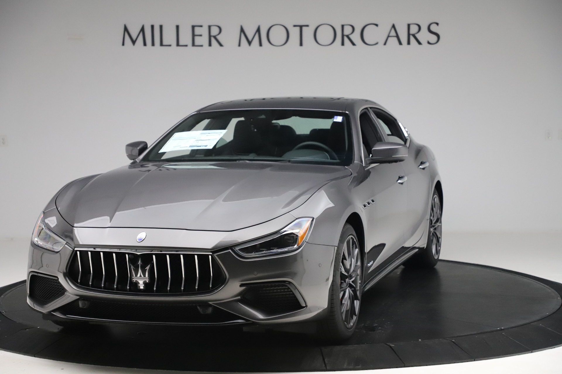 New 2019 Maserati Ghibli S Q4 GranSport for sale $100,695 at Pagani of Greenwich in Greenwich CT 06830 1