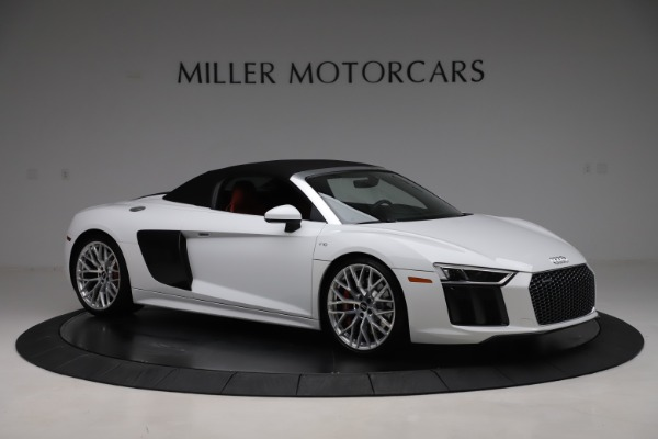 Used 2017 Audi R8 5.2 quattro V10 Spyder for sale $138,900 at Pagani of Greenwich in Greenwich CT 06830 18