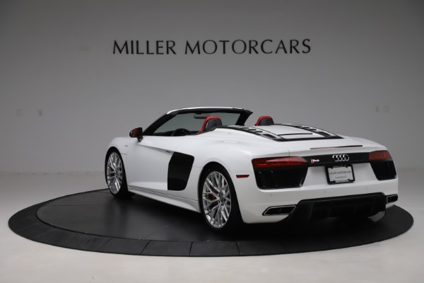 Used 2017 Audi R8 5.2 quattro V10 Spyder for sale $138,900 at Pagani of Greenwich in Greenwich CT 06830 5