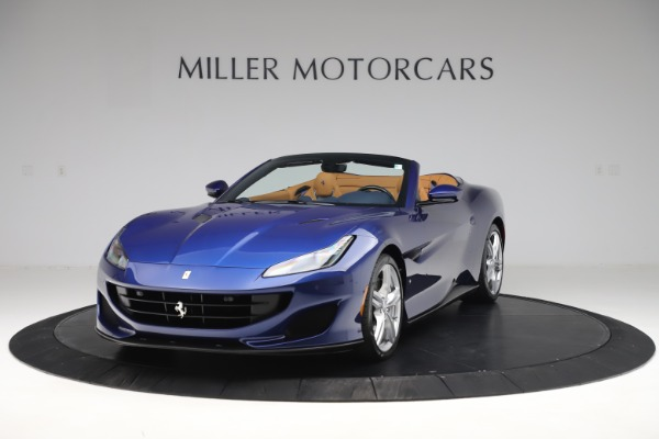 Used 2019 Ferrari Portofino for sale Sold at Pagani of Greenwich in Greenwich CT 06830 1