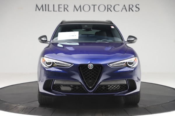 New 2020 Alfa Romeo Stelvio Quadrifoglio for sale Sold at Pagani of Greenwich in Greenwich CT 06830 12