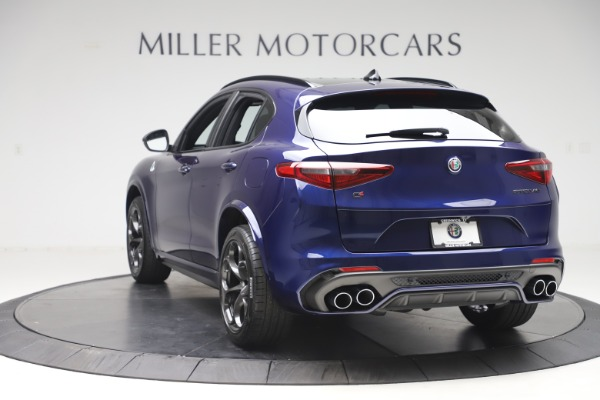 New 2020 Alfa Romeo Stelvio Quadrifoglio for sale Sold at Pagani of Greenwich in Greenwich CT 06830 5