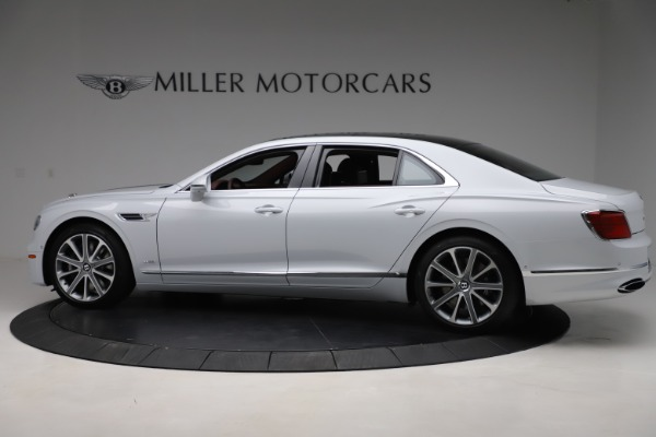 New 2020 Bentley Flying Spur W12 for sale $277,790 at Pagani of Greenwich in Greenwich CT 06830 4