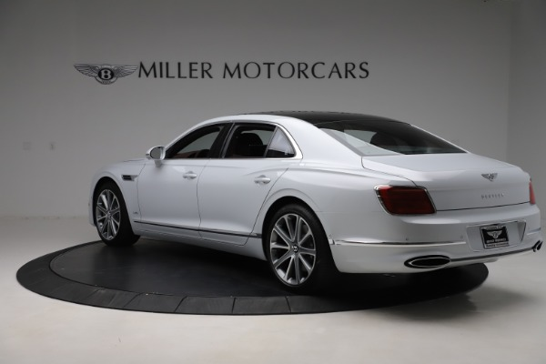 New 2020 Bentley Flying Spur W12 for sale $277,790 at Pagani of Greenwich in Greenwich CT 06830 5