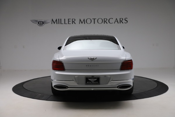 New 2020 Bentley Flying Spur W12 for sale $277,790 at Pagani of Greenwich in Greenwich CT 06830 6