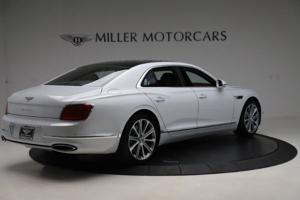 New 2020 Bentley Flying Spur W12 for sale $277,790 at Pagani of Greenwich in Greenwich CT 06830 8