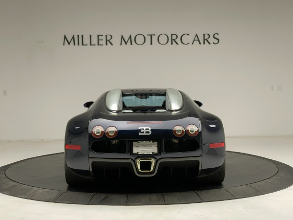 Used 2008 Bugatti Veyron 16.4 Base for sale Call for price at Pagani of Greenwich in Greenwich CT 06830 10