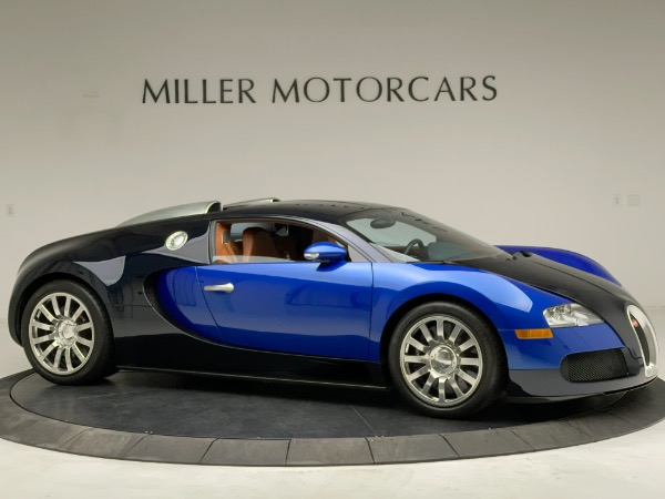 Used 2008 Bugatti Veyron 16.4 for sale Call for price at Pagani of Greenwich in Greenwich CT 06830 11