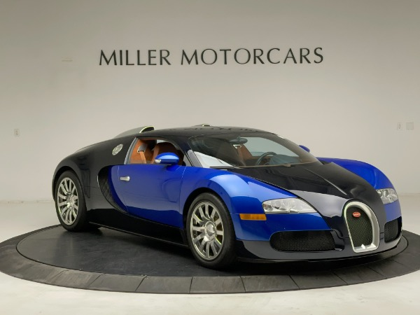 Used 2008 Bugatti Veyron 16.4 for sale Call for price at Pagani of Greenwich in Greenwich CT 06830 12