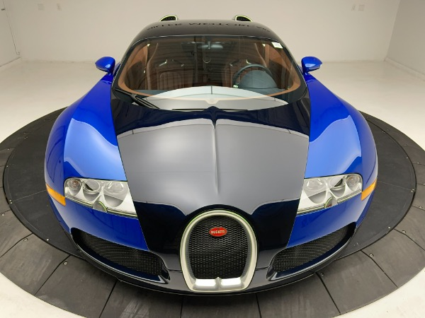 Used 2008 Bugatti Veyron 16.4 for sale Call for price at Pagani of Greenwich in Greenwich CT 06830 14
