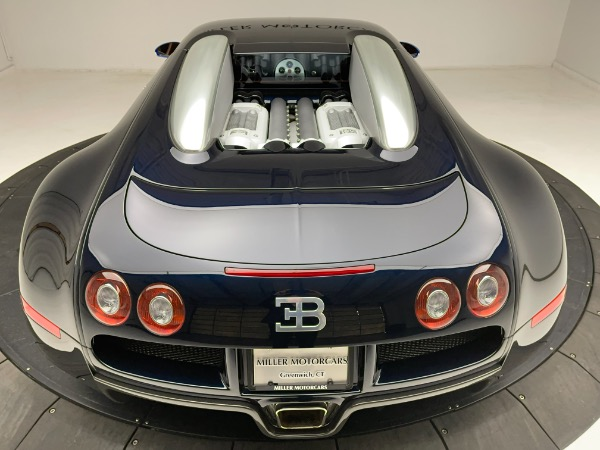 Used 2008 Bugatti Veyron 16.4 Base for sale Call for price at Pagani of Greenwich in Greenwich CT 06830 15