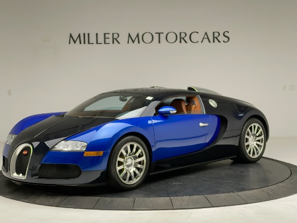 Used 2008 Bugatti Veyron 16.4 Base for sale Call for price at Pagani of Greenwich in Greenwich CT 06830 2