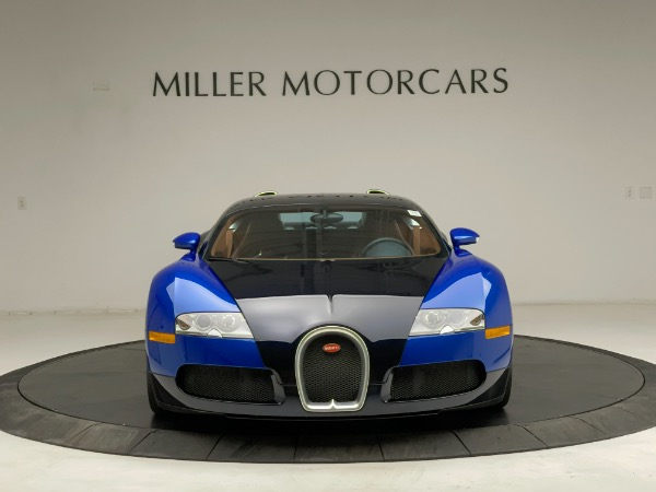 Used 2008 Bugatti Veyron 16.4 for sale Call for price at Pagani of Greenwich in Greenwich CT 06830 3
