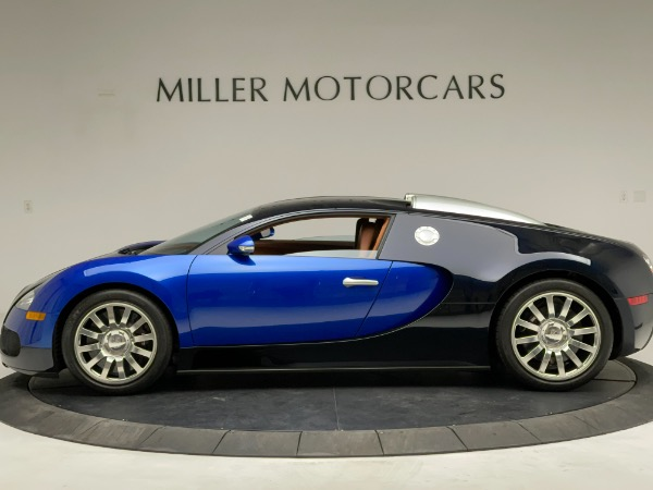 Used 2008 Bugatti Veyron 16.4 for sale Call for price at Pagani of Greenwich in Greenwich CT 06830 4