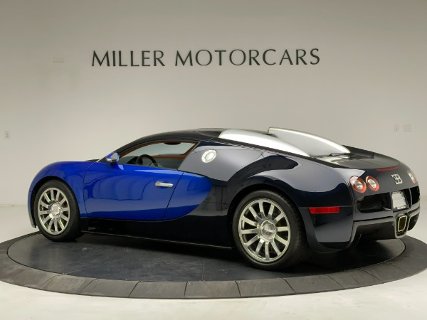 Used 2008 Bugatti Veyron 16.4 for sale Call for price at Pagani of Greenwich in Greenwich CT 06830 5