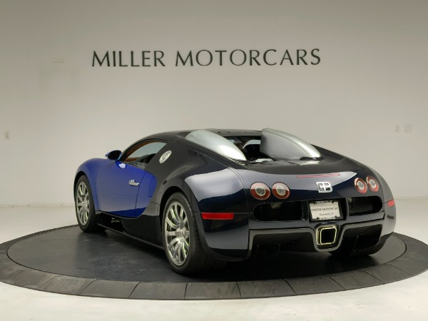 Used 2008 Bugatti Veyron 16.4 Base for sale Call for price at Pagani of Greenwich in Greenwich CT 06830 6