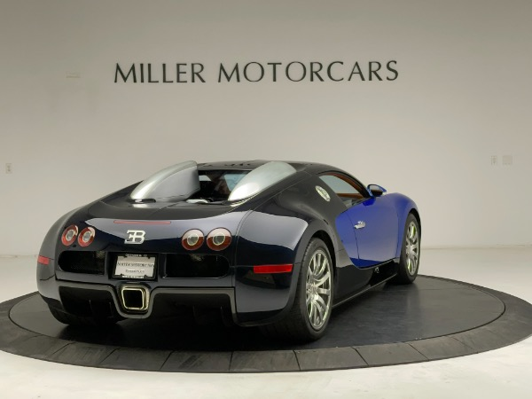 Used 2008 Bugatti Veyron 16.4 Base for sale Call for price at Pagani of Greenwich in Greenwich CT 06830 7