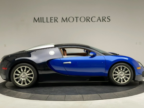 Used 2008 Bugatti Veyron 16.4 for sale Call for price at Pagani of Greenwich in Greenwich CT 06830 9