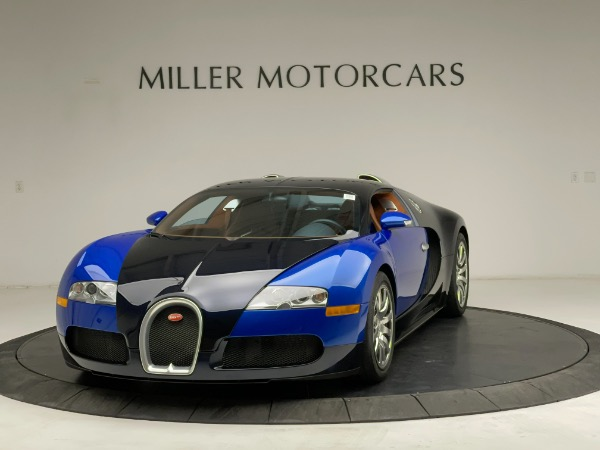 Used 2008 Bugatti Veyron 16.4 for sale Call for price at Pagani of Greenwich in Greenwich CT 06830 1