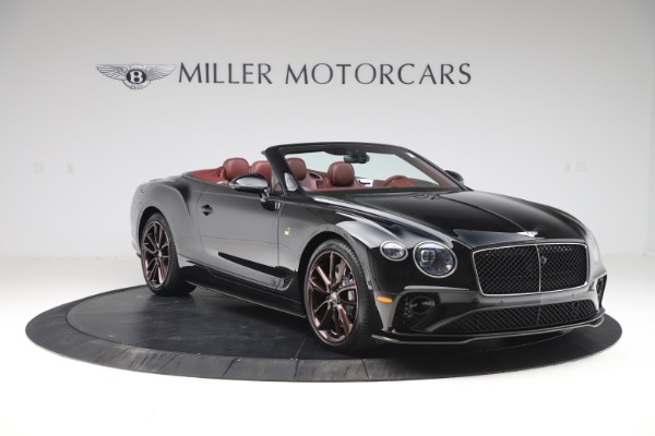 New 2020 Bentley Continental GTC Number 1 Edition for sale Sold at Pagani of Greenwich in Greenwich CT 06830 11