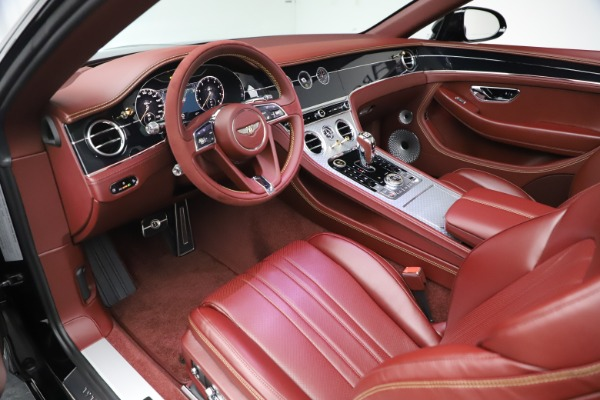New 2020 Bentley Continental GTC Number 1 Edition for sale Sold at Pagani of Greenwich in Greenwich CT 06830 26