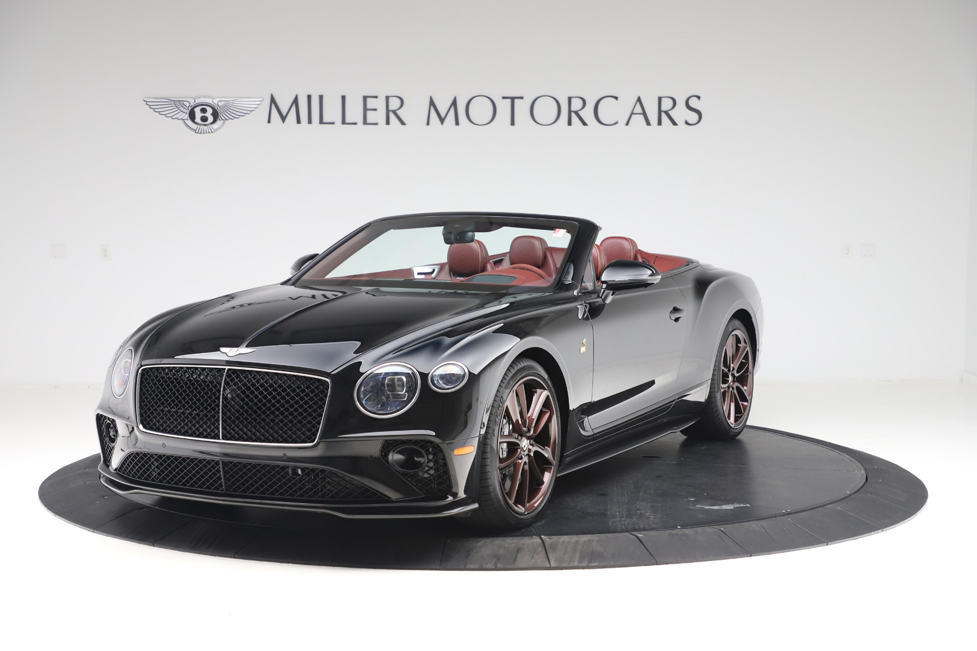 New 2020 Bentley Continental GTC Number 1 Edition for sale Sold at Pagani of Greenwich in Greenwich CT 06830 1